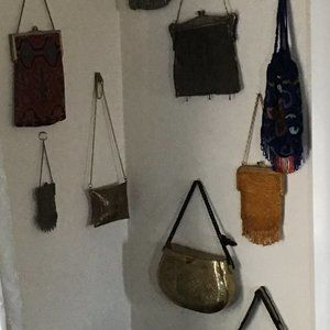 Handbags - Vintage purse collection
